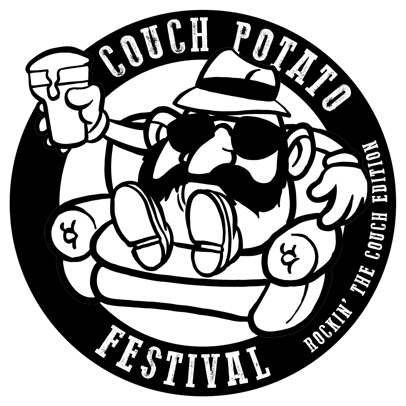 Couch Potato Festival Ticket Shop